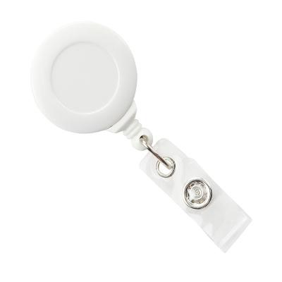 Retractable White Menu Box